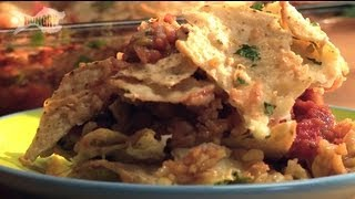 Green Chili & Chicken Casserole With Alex Thomopoulos - Casserole Queens