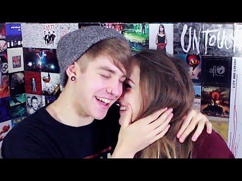Lukeisnotsexy and patty walters kiss