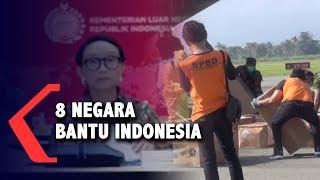 8 Negara Bersedia Bantu Indonesia Tangani Virus Corona