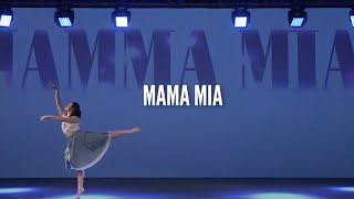 MAMA MIA | INMOTION PERFORMING ARTS STUDIO | NATALIE COPELAND | NRG DANCE PROJECT