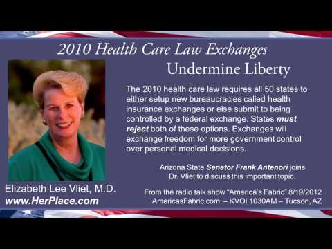 ObamaCare Exchanges Undermine Liberty