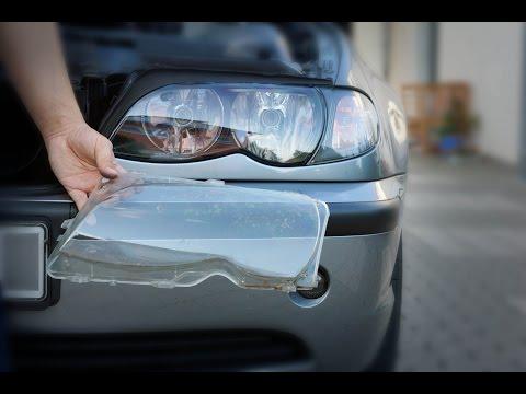 AUTOtorial – BMW E46 Scheinwerfergläser wechseln – Selber machen DIY