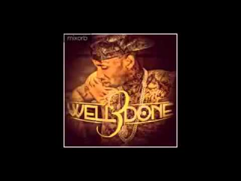 Tyga - No Luck ( Well Done 3 mixtape )with lyrics