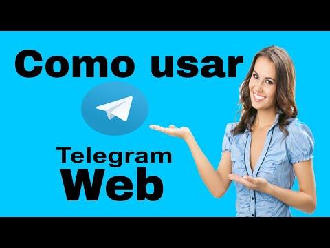 Telegram - Como usar Telegram Web passo a passo -Claudia Fontenelle