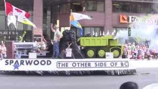 Calgary Stampede Parade 2013