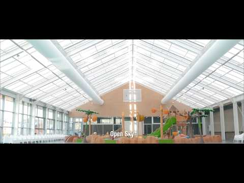Recreation sector discovers the possibilities of the Open Sky sliding roof