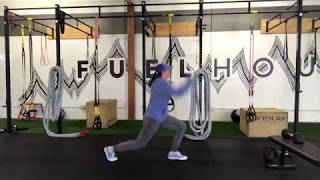 Split Squat Jumps