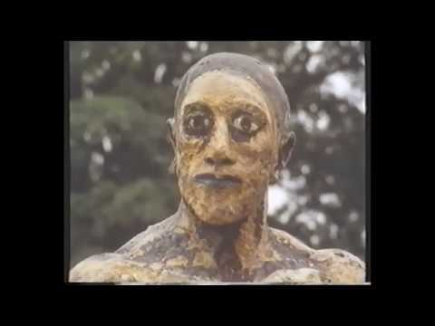 Elisabeth Frink in discussion with Peter Shaffer & Peter Levi