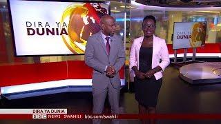 BBC DIRA YA DUNIA JUMANNE 14.08.2018