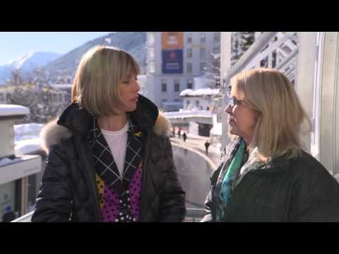 Davos 2016 Hub Culture Interview w Cathy Bessant of Bank of America