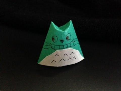 巽属臓奪?? 達??達??達??達?多 達??達??達?足 脱??辰尊尊奪遜蔵 origami totoro - YouTube
