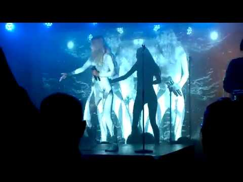ionnalee - fountain - Live at Lille VEGA, Copenhagen, May 18, 2018