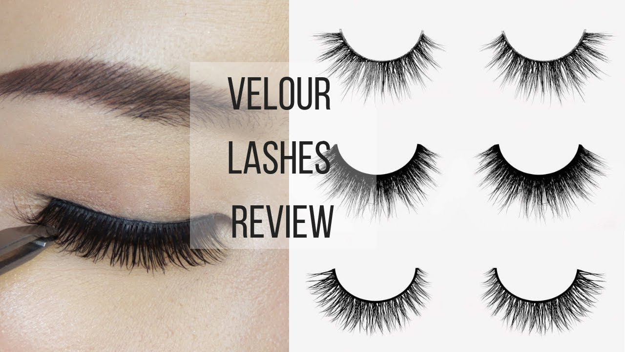 Velour Mink Lashes Review Discount Code Youtube