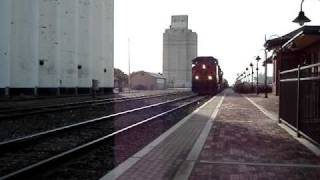railfanning BNSF Garden City. Kansas