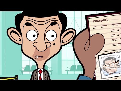 Passport | Funny Episodes | Mr Bean Official Cartoon