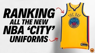 RANKING ALL THE NEW NIKE NBA