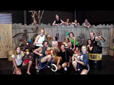 JUNK shout out to Auckland Arts Festival