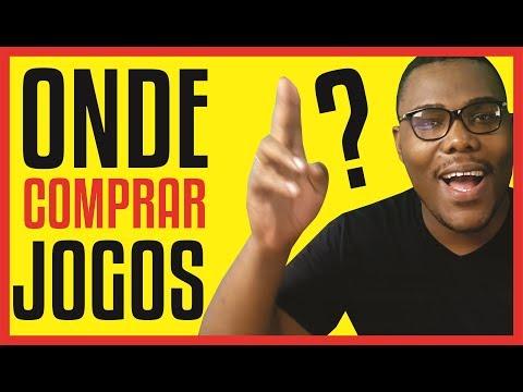 Onde Comprar Jogos em Angola?