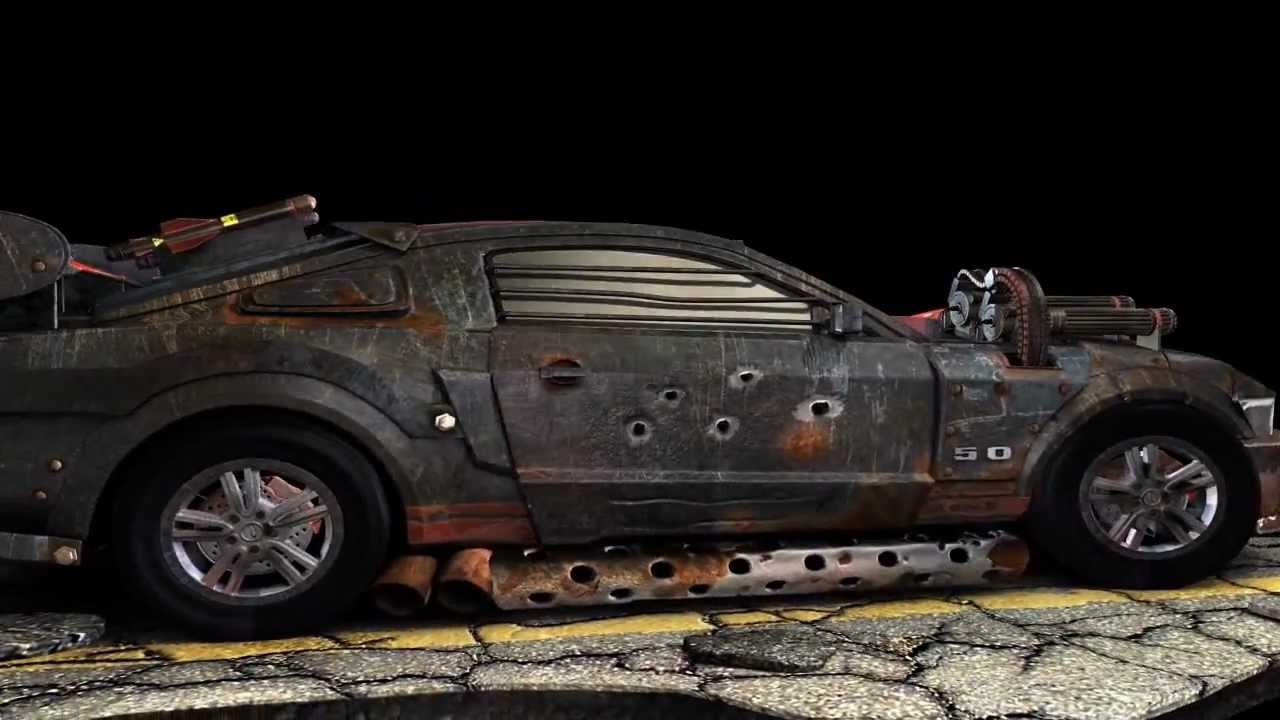 Death Race  Cars