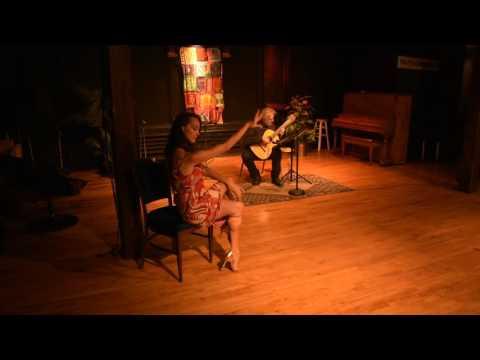 "Sarah Murphy-Dyson and Gary Santucci ""The Naked Ballerina"" 2 @ the Pearl-video Richard Sugarman"