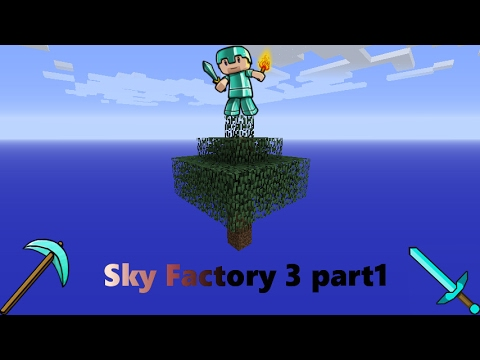how to play sky factory 3