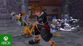 KINGDOM HEARTS HD 1.5 + 2.5 ReMIX Launch Trailer