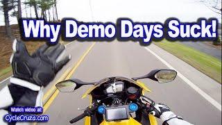 suzuki demo day