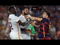 Fights of Messi Neymar & Suarez - Furious Moments - New 1018