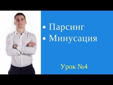 Сбор ключевых слов в Яндекс Директ. Парсинг и минусация.