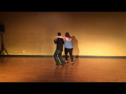 Shae and Steve West Coast Swing Fall Showcase