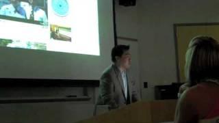 Social Media Presentation at Chapman University