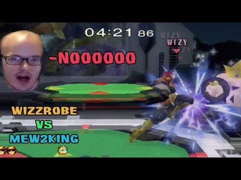 WIZZY DESTROYS MEW2KINGS PUFF    WIZZROBE STREAM HIGHLIGHTS