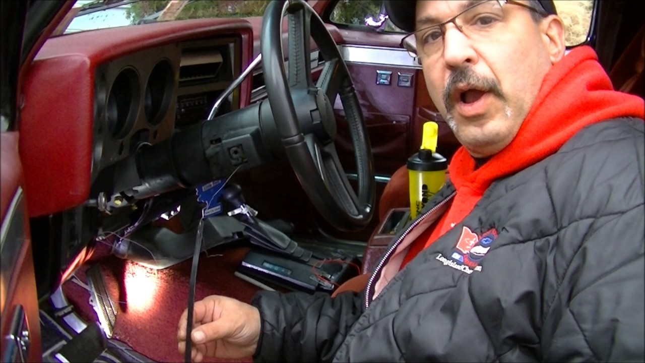 How To Replace Turn Signal Wiper Stalk Amp Cruise Switch Gm