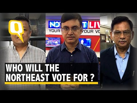 Who will the Northeast Vote for? Top Editors Give Their Take | The Quint