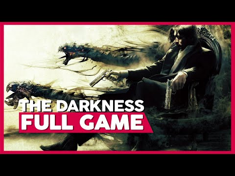 The Darkness 1  Full PlaythroughWalkthrough  PS3  No Commentary