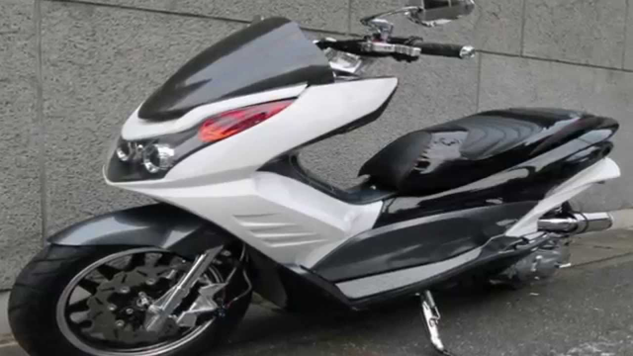 Honda Pcx 125 2011 The Final Stage By Free Amp Easy Racing