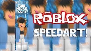 ROBLOX Speedart!? #3