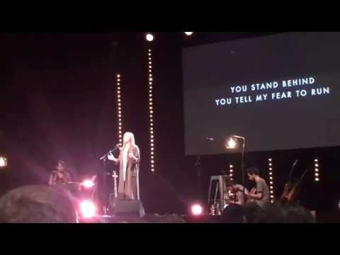 Kim Walker Smith NEW SONG - On My Side (Acoustic Session)