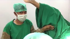 Live Laser Surgery for Recurrent Prolapse Haemorrhoids / Piles by Dr Ashwin Porwal at HHC