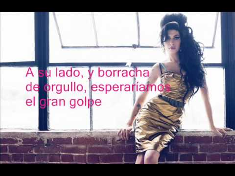 Amy Winehouse - Some Unholy War [sub]