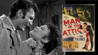 The Man In The Attic   1953 - Improved Quality - Mystery/Thriller: With Subtitles