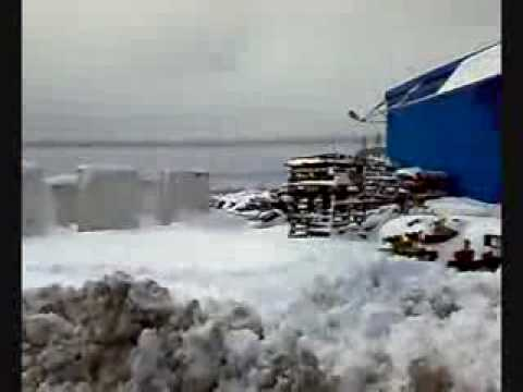 Пуск мтз 82 в мороз - YouTube