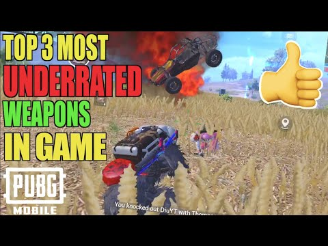 top-3-most-underrated-weapons-in-pubg-mobile