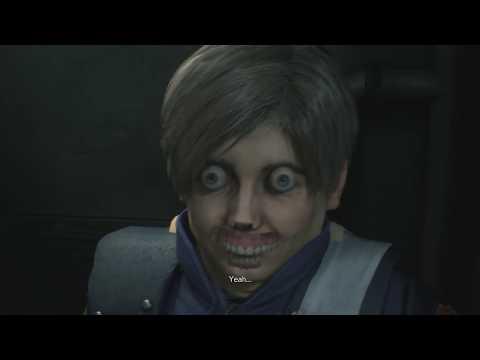 AHHHAAHAHAHAHA - Resident Evil 2 Remake
