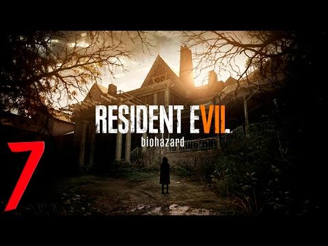 RESIDENT EVIL 7. Прохождение. Часть 7 (Комната Эвелины, рука, ключ змей)