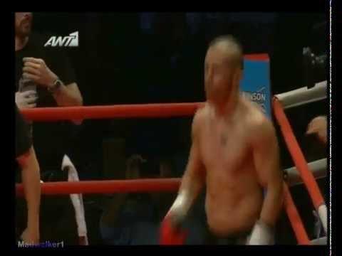 Mike Zambidis vs Fadi Merza (Iron Challenge 28/4/2012)