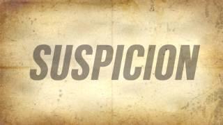 Gambar cover LP - Suspicion (Lyrics)