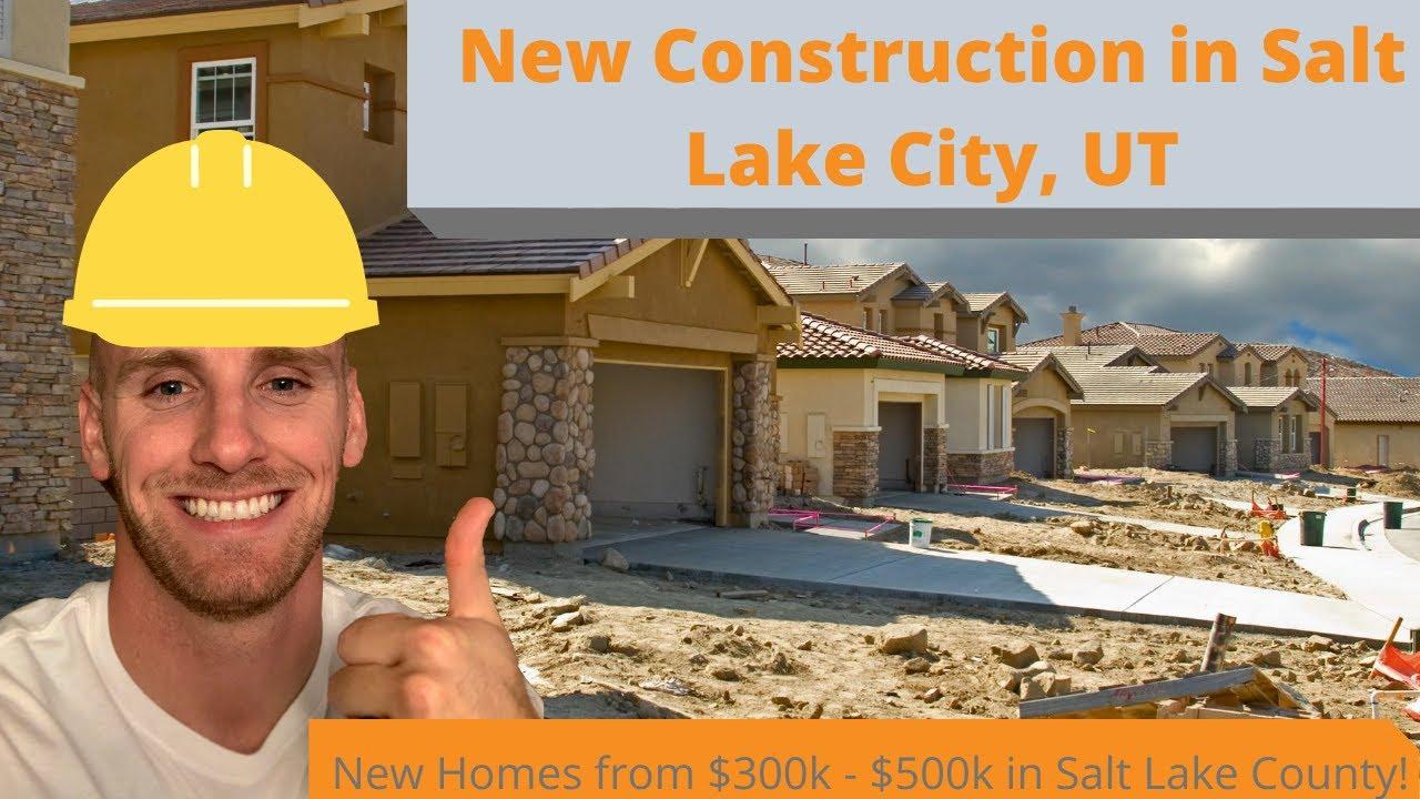 New Construction Homes In Utah Salt Lake City Living In Utah Youtube