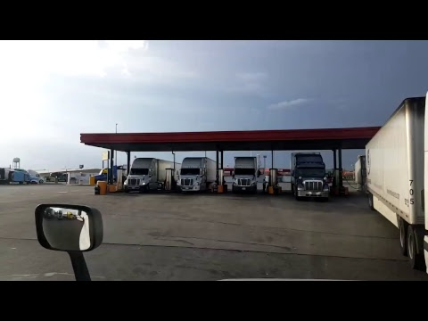 Bigrigtravels Live! - Texarkana, Arkansas to ... - Interstate 30 - April 20, 2017