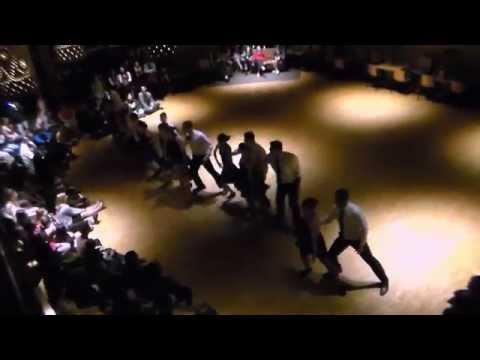 University of Dallas Swing Team Fall Performance 2013